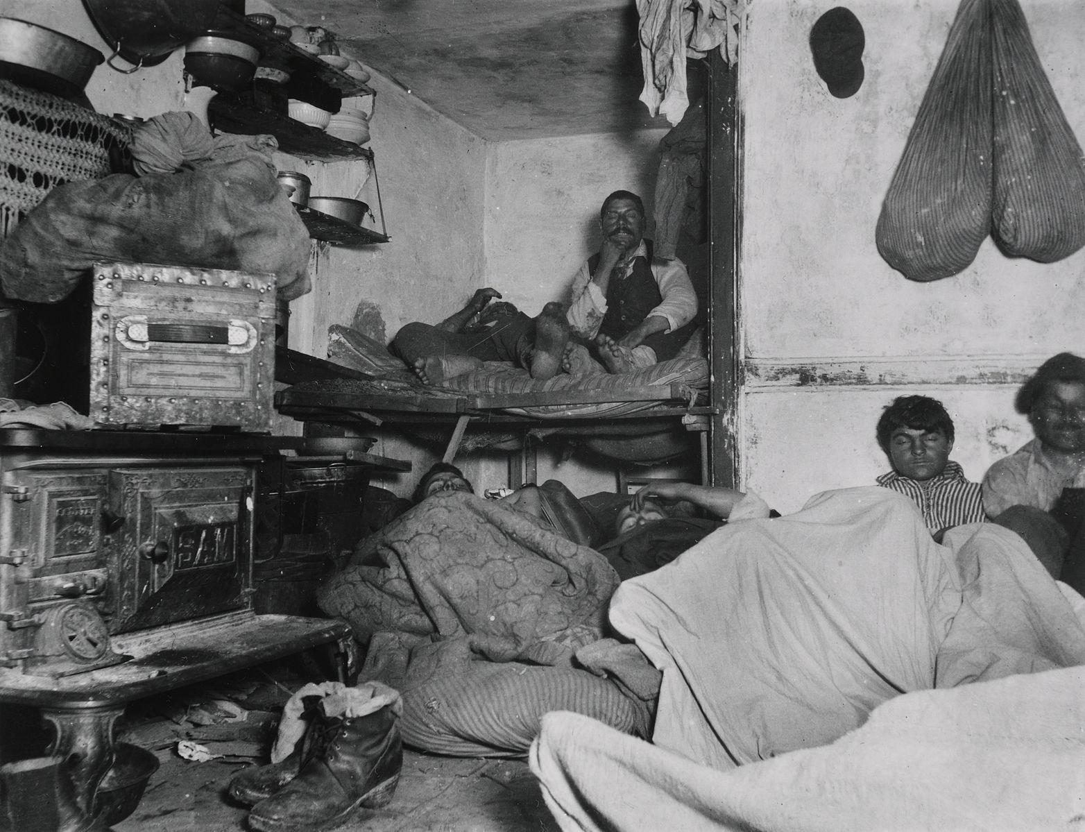 Jacobs Slum Front